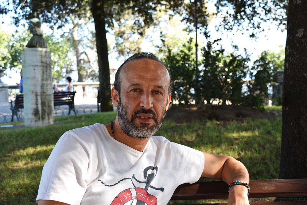 #humansofumbria;: Adil, 43 anni, a Umbria Jazz