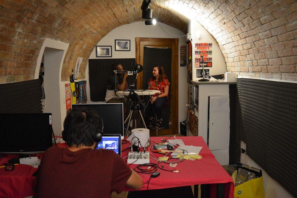 Blog Niù @Radio Cult- Elena e Guy