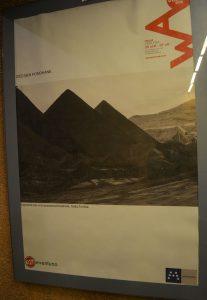 open art week foto Ziad Ben Romdhane minimetrò piramide solfati